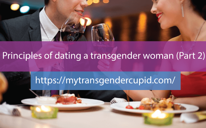 dating transgender woman