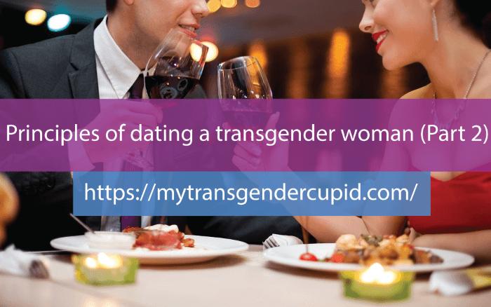 dating  transgender woman