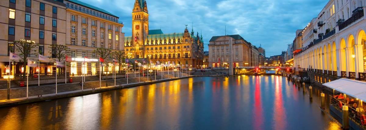 Online dating in Hamburg